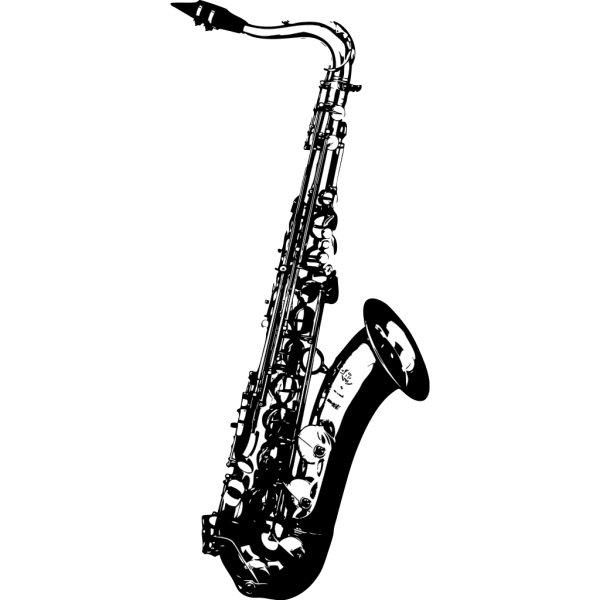 Saxophone 5 PNG images