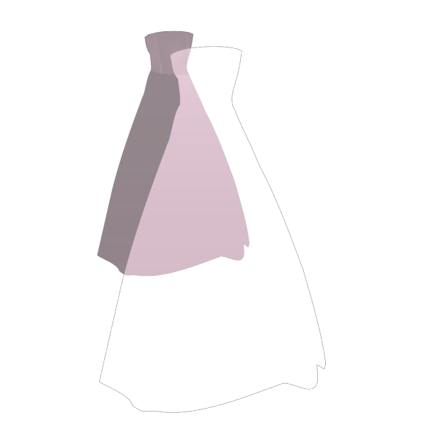 Ballet Dress PNG icons