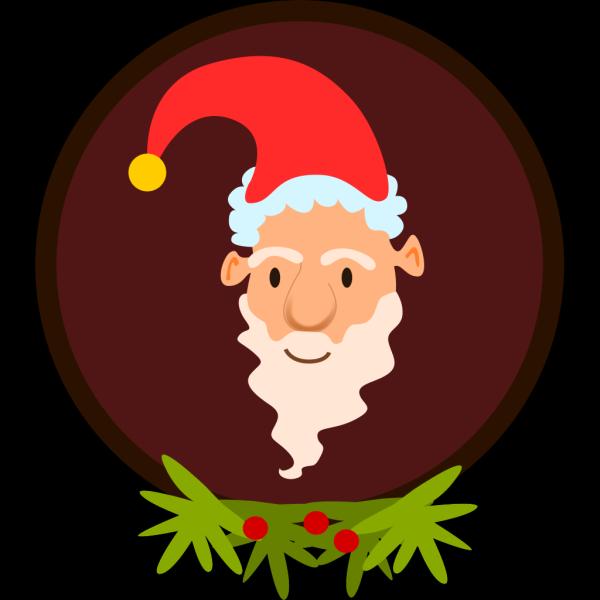 Santa Clause Cartoon  PNG Clip art