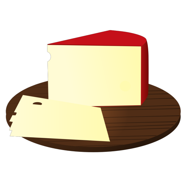 Medium Cheese PNG Clip art