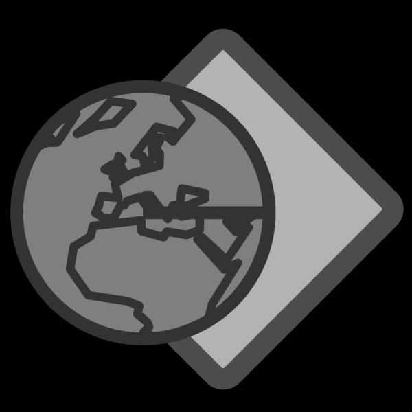 Desert Planet PNG Clip art