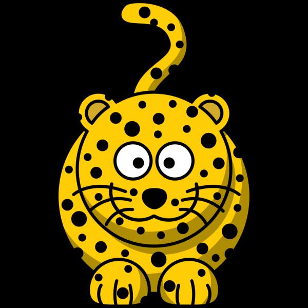 Leopard PNG images