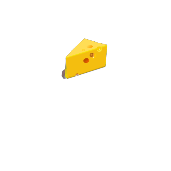 Small Cheese PNG Clip art