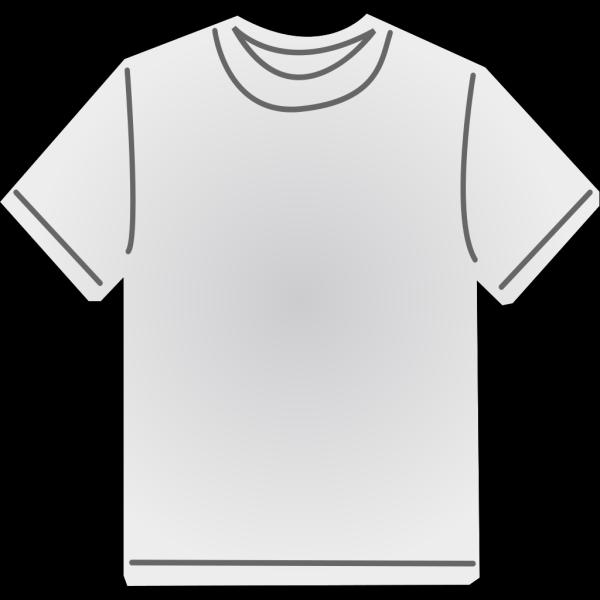 White T Shirt PNG Clip art