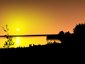 Sunset PNG images