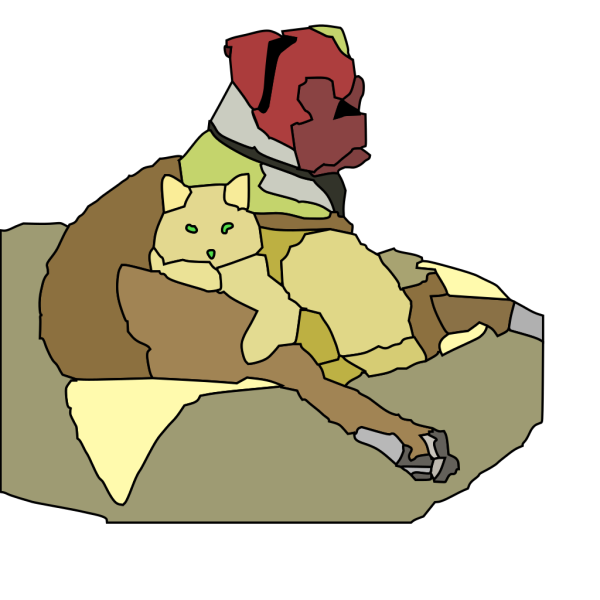 Cat And Dog PNG Clip art