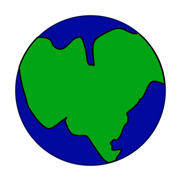 Black And White Earth PNG images