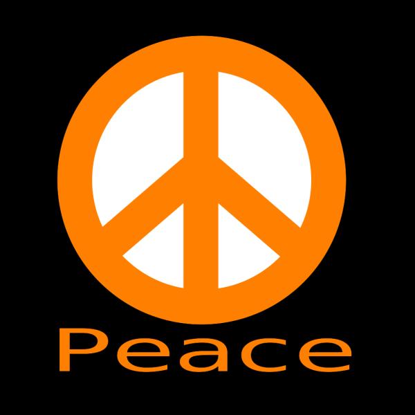 Peace Symbol 4 PNG Clip art