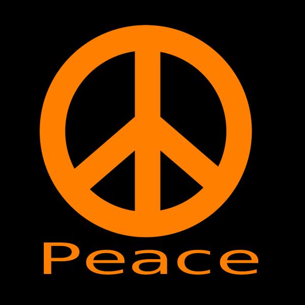Peace Symbol PNG Clip art