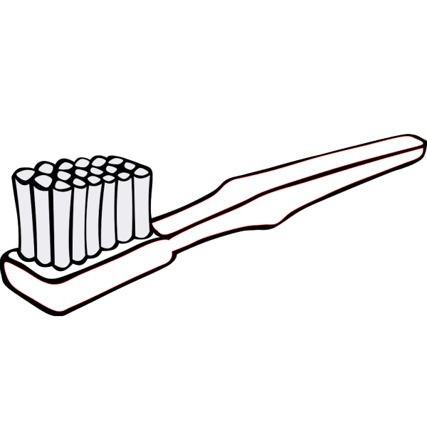 Toothbrush With Toothpaste PNG images