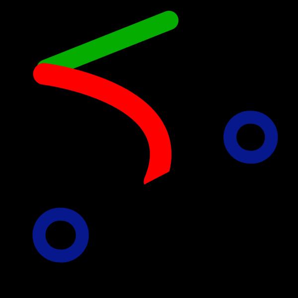 Bezier Spline PNG Clip art