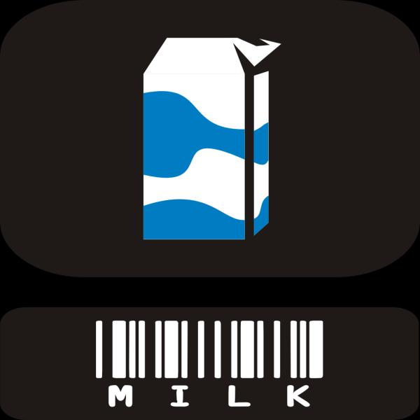 Milk Carton PNG Clip art