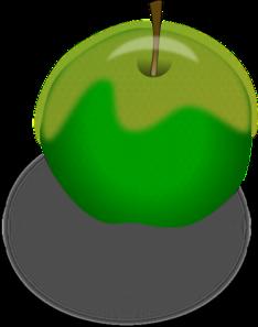 Peach Apple PNG Clip art