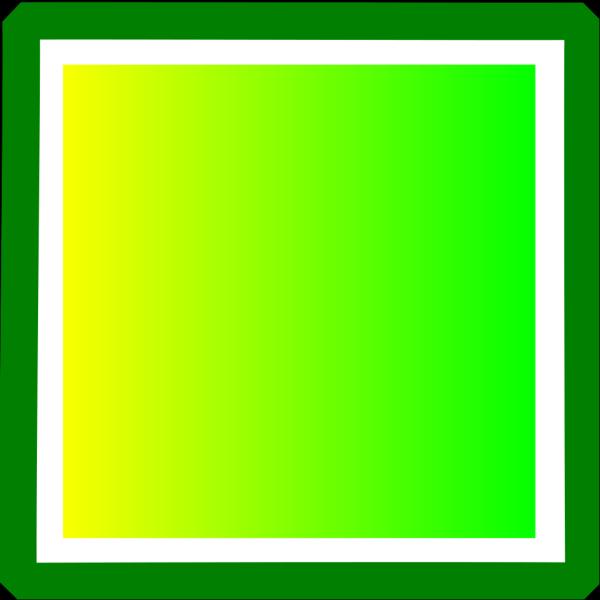 Green Box PNG Clip art