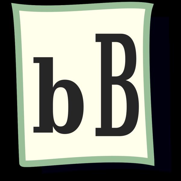 Font PNG Clip art