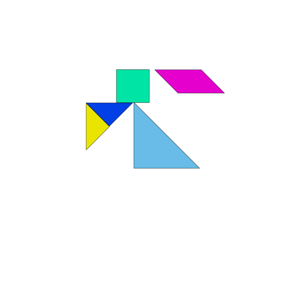 Tangram Puzzle Game PNG images