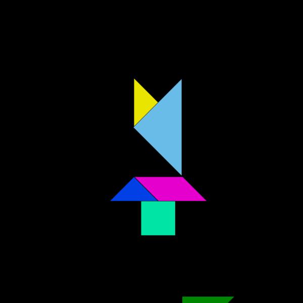Tangram-02 PNG images