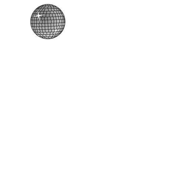 Disco Ball PNG Clip art