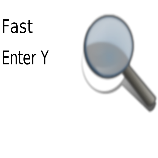 Magnifying Glass For My Company Web Page   PNG images