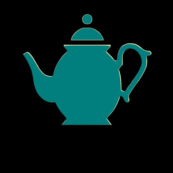 Teapot 4 PNG Clip art