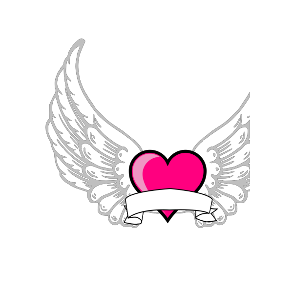 Angel Wings Tattoo PNG Clip art
