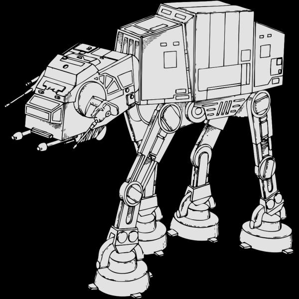 Space Camel Tank PNG Clip art