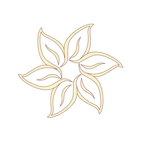 Christmas Flower PNG Clip art