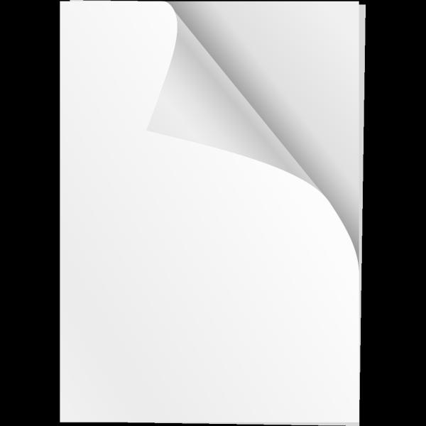 Paper Corner PNG Clip art