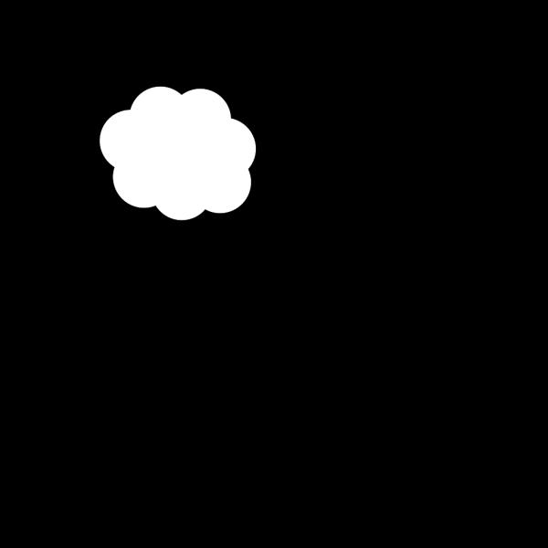 White Cloud PNG Clip art