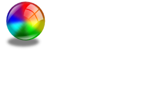 Color Circle With Shadow PNG Clip art