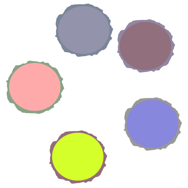 Group Heterogeneity PNG Clip art