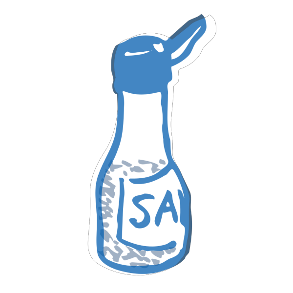 Salt PNG icon