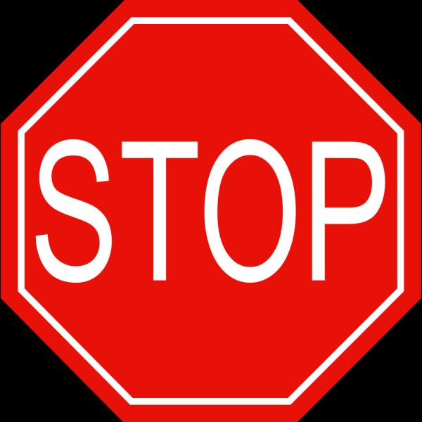 Stop Sign PNG Clip art