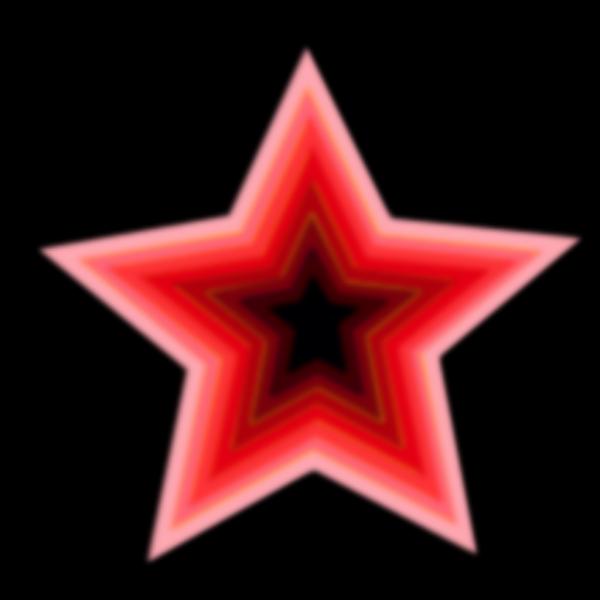 Simple Star PNG Clip art
