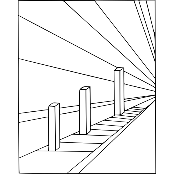 Cibo Optical Illusion PNG Clip art