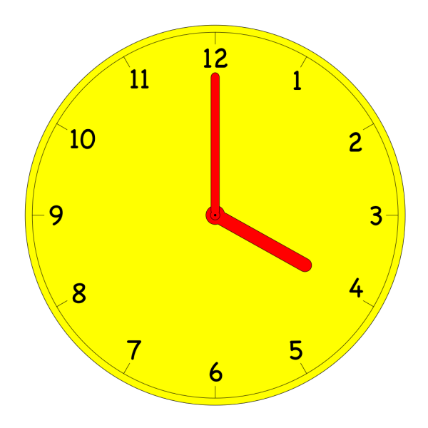 Wall Clock PNG images