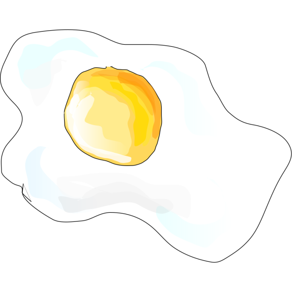 Fried Eggs PNG Clip art