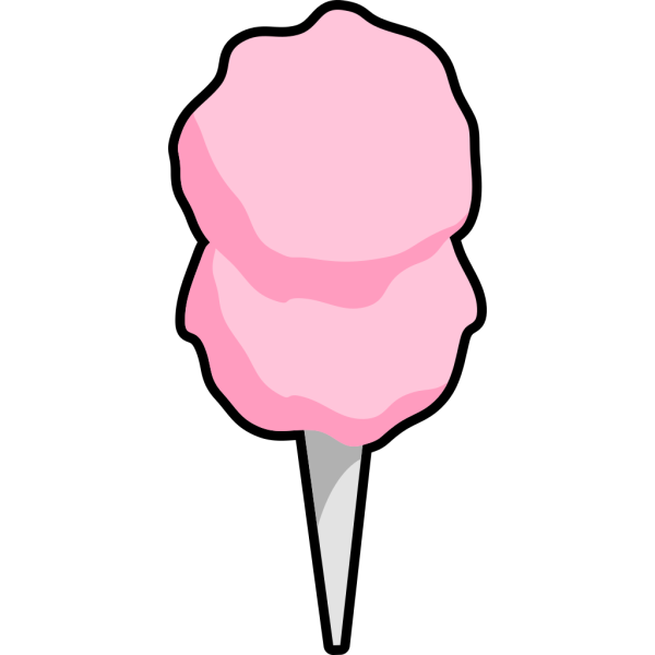 Cotton Candy PNG images