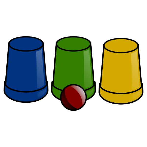 Cups And Ball PNG images