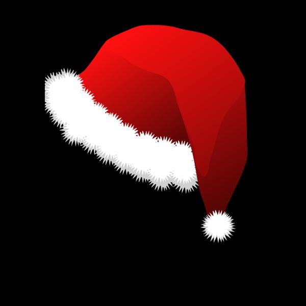 Santa Claus Hat PNG Clip art