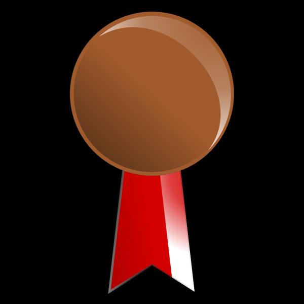 Bronze Medal PNG Clip art