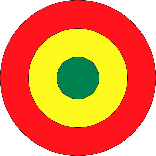 Roundel Guinea PNG Clip art