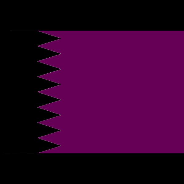 Roundel Qatar PNG Clip art