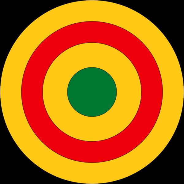 Roundel Rwanda PNG Clip art