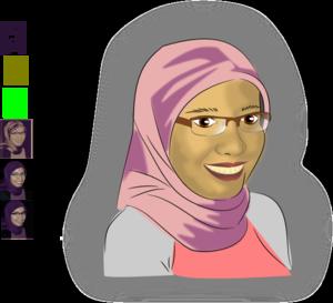 Islamic Women Clothing Hijab PNG Clip art