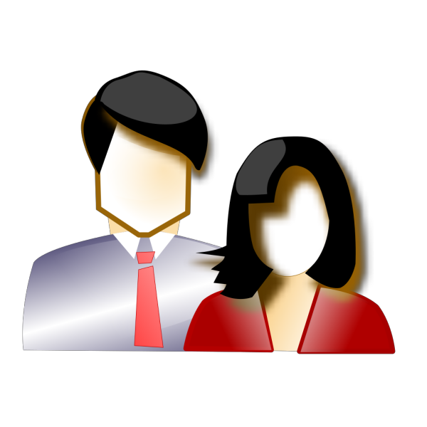 Wedding Couple PNG icon