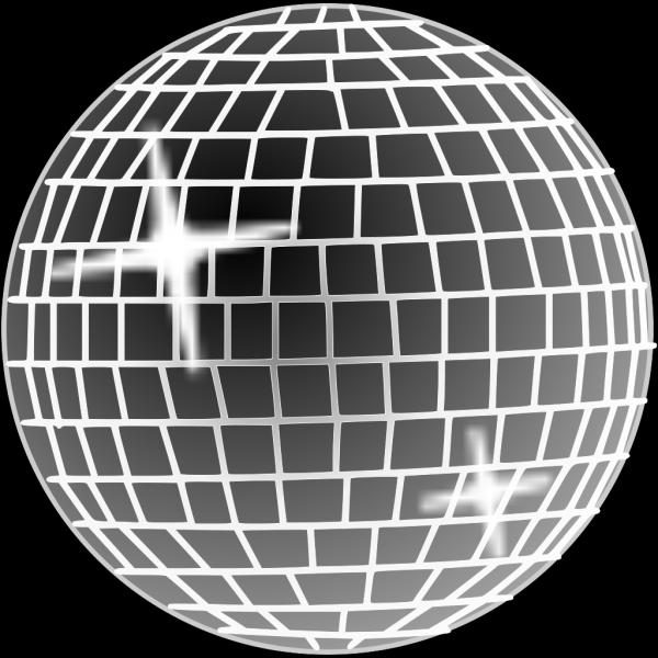 Disco Ball 4 PNG Clip art