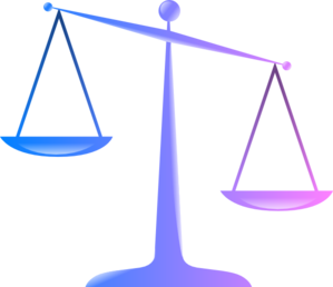 Scales Of Justice 2 PNG Clip art