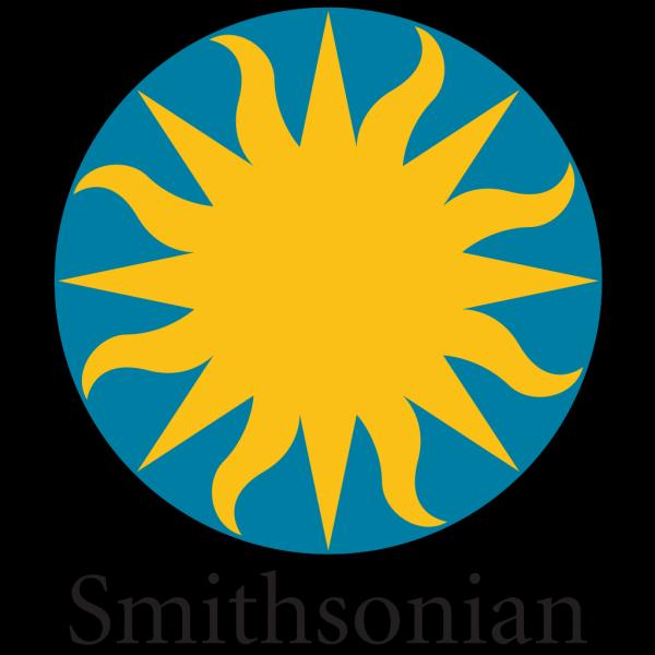 Smithsonian Logo Color PNG Clip art