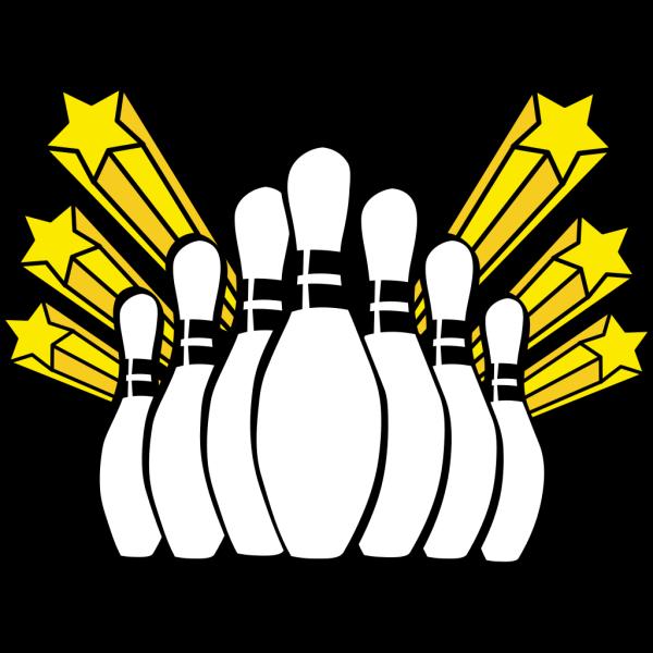 Bowling Pins PNG Clip art